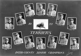 The Terriers played for many decades in Old Dickson Park.